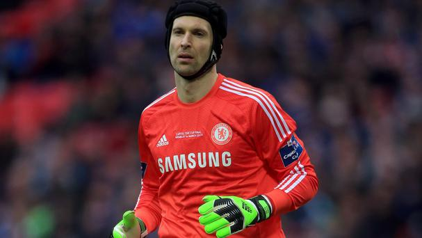 Petr Cech's 11-year stay at Chelsea could be coming to an end