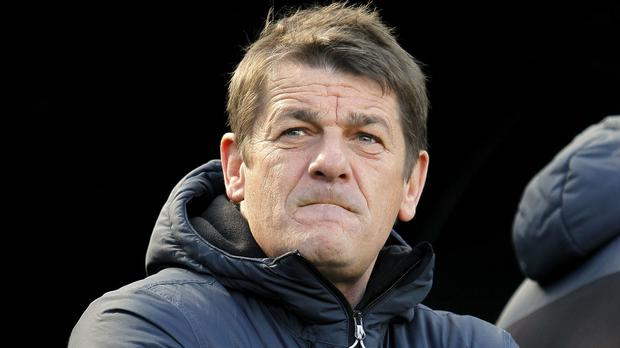 John Carver has yet to discuss his Newcastle future