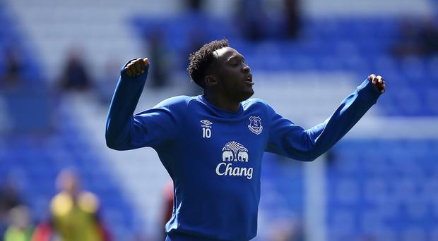 Romelu Lukaku has been singled out by West Ham boss Sam Allardyce