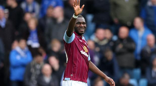 Christian Benteke has netted 12 goals since the start of March
