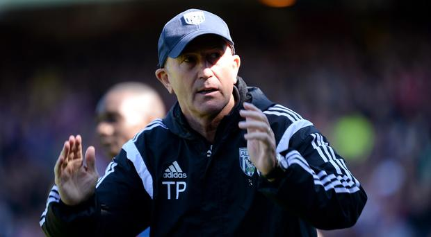 Jose Mourinho has provided a ringing endorsement of the managerial ability of West Brom boss Tony Pulis, pictured