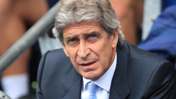 Manchester City manager Manuel Pellegrini feels his team have recovered some of their intensity