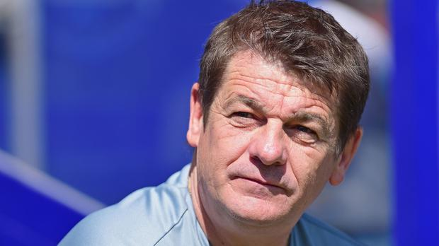 John Carver has rejected suggestions Newcastle lost their nerve as they were beaten 2-1 at QPR