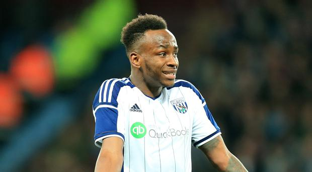 Saido Berahino's last strike came in the 2-1 defeat at Aston Villa more than two months ago