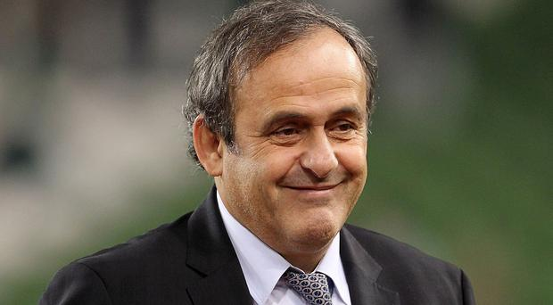 UEFA president Michel Platini says financial fair play rules are to be eased