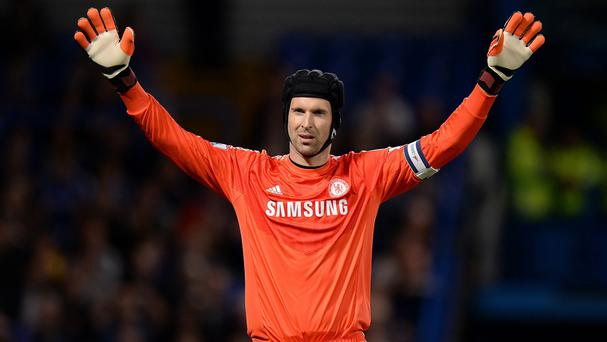 Petr Cech is ready to quit Chelsea for a Premier League rival according to his agent