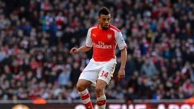 Defensive midfielder Francis Coquelin has impressed since returning to Arsenal from a loan spell at Charlton