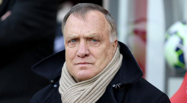 Sunderland head coach Dick Advocaat is hoping to complete his rescue mission at Arsenal