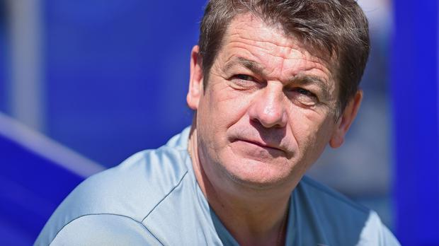 Newcastle coach John Carver has defended his decision to play in a charity golf day
