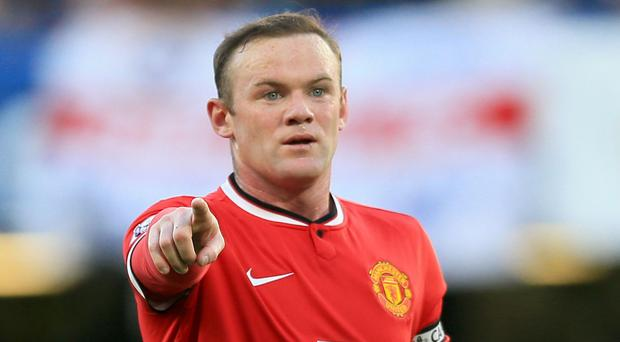 Manchester United skipper Wayne Rooney