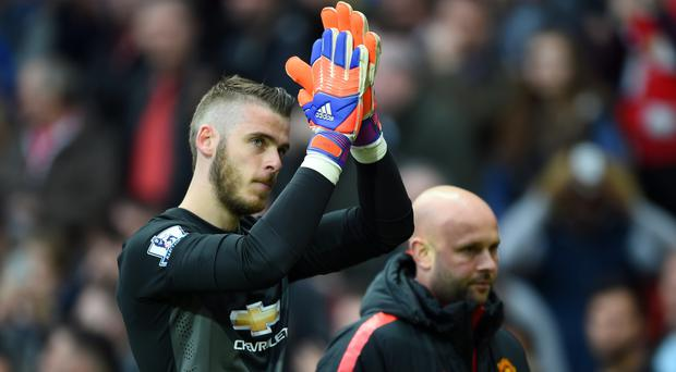 Madrid calling? David de Gea is loved by the players and the fans but that might not be enough to keep him at Old Trafford