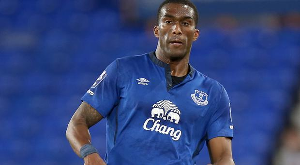 Out-of-favour Sylvain Distin will be given a chance to say his farewells to Goodison Park