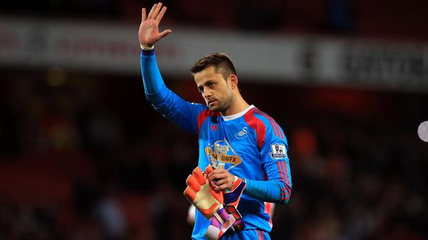 Lukasz Fabianski has had a terrific first season at Swansea after leaving Arsenal on a free transfer