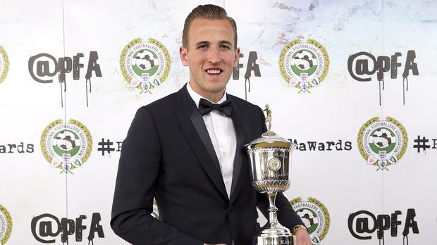 Tottenham forward Harry Kane has enjoyed a superb campaign