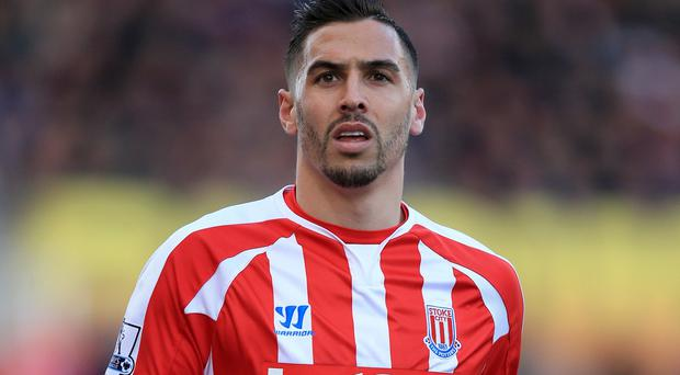Geoff Cameron has signed a new three-year deal at Stoke