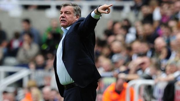 Departing West Ham manager Sam Allardyce is convinced he is leaving a firm foundation behind