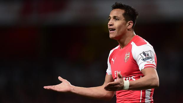 Arsenal forward Alexis Sanchez faces a busy summer of international duty with Chile