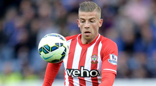 On-loan Southampton defender Toby Alderweireld hopes his future can be resolved quickly