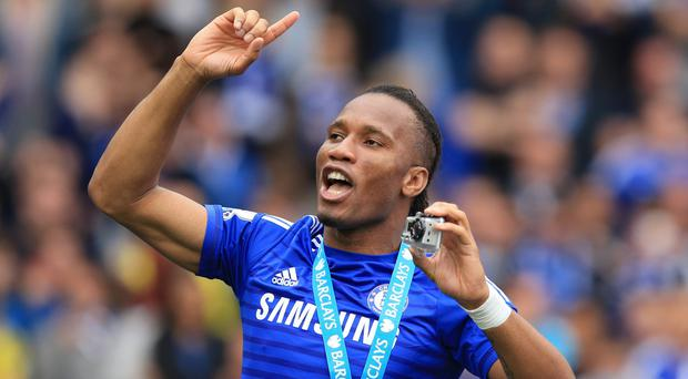 Didier Drogba is leaving Chelsea in search of more playing time