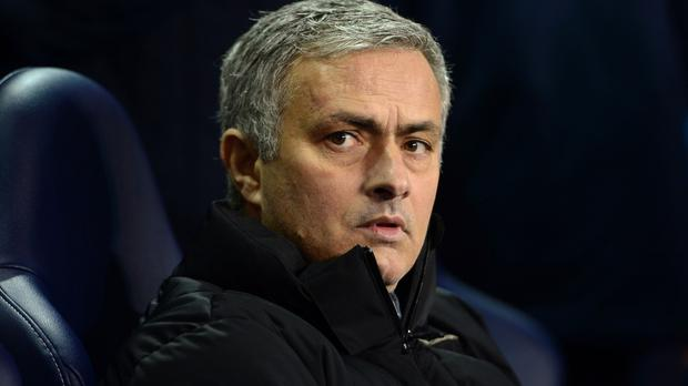 Jose Mourinho has been named Premier League manager of the year by the LMA