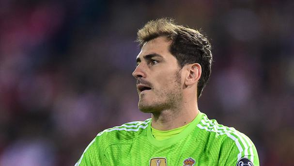 Iker Casillas, pictured, would welcome the competition from David de Gea