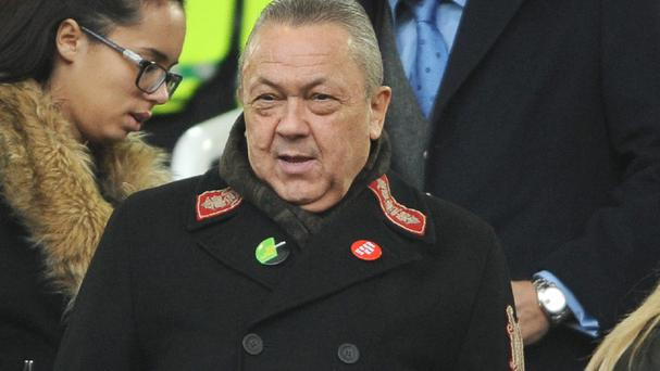 Co-chairman David Sullivan will not rush the decision about West Ham's next manager