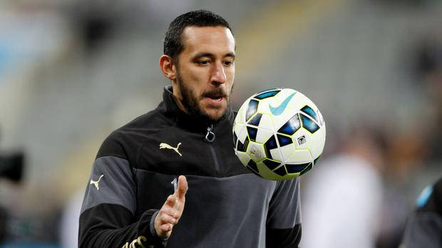 Jonas Gutierrez's seven-year stay at Newcastle will end when his contract expires at the end of the month