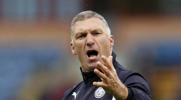 Leicester manager Nigel Pearson is a patron of Show Racism the Red Card