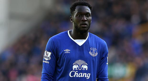 Everton striker Romelu Lukaku wants to win titles and trophies