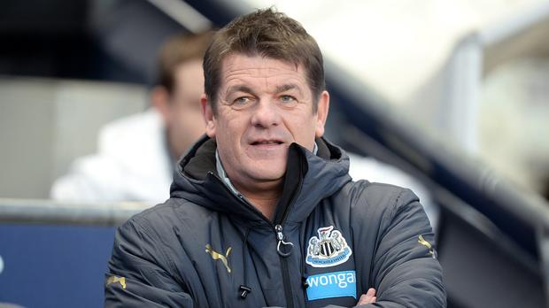 Newcastle head coach John Carver could learn his fate on Tuesday