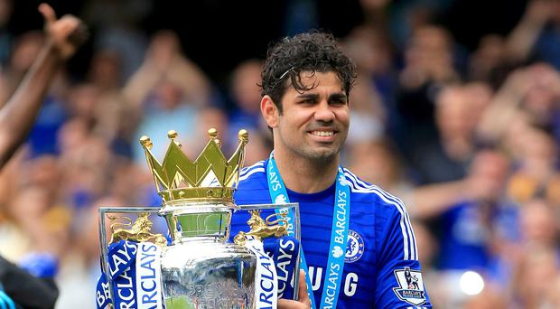 Striker Diego Costa says he loves life at Chelsea