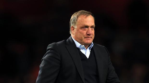 Dick Advocaat is in talks to return as Sunderland boss