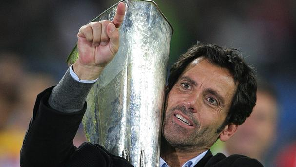 Quique Sanchez Flores is set to take over at newly-promoted Watford