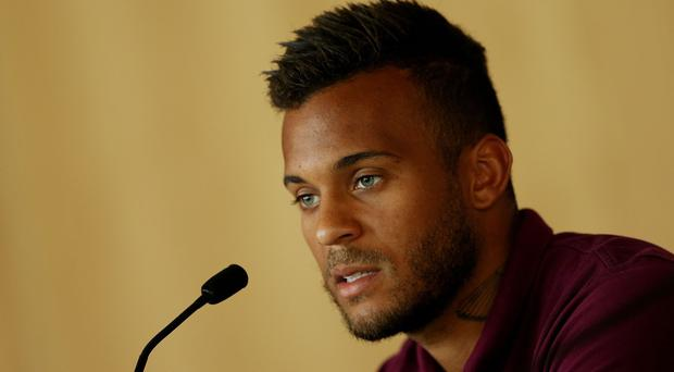 Ryan Bertrand is making the most of his England return