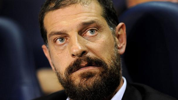 Slaven Bilic has secured his first signing as West Ham manager