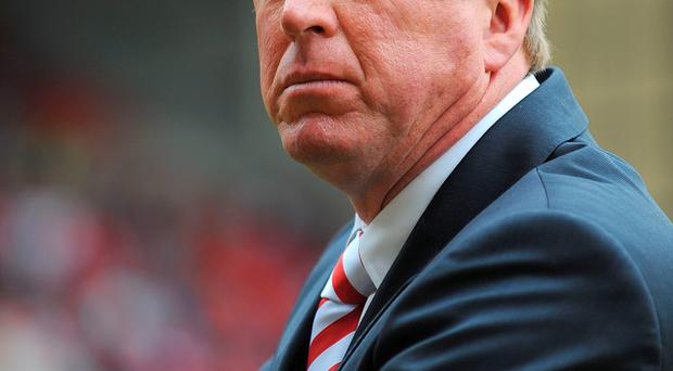 New arrival: Steve McClaren has accepted Newcastle post