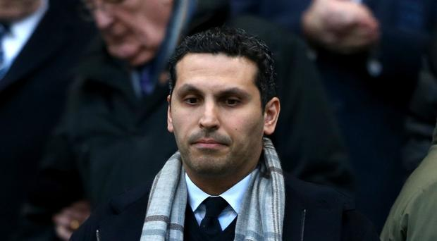 Manchester City chairman Khaldoon Al Mubarak has promised