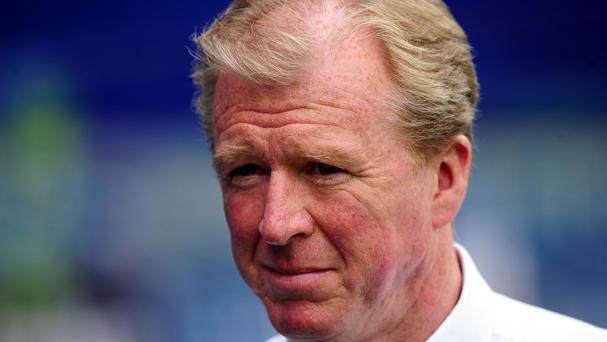 New Newcastle head coach Steve McClaren has wasted little time in getting down to work