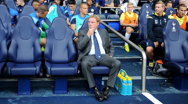 Harry Redknapp returned to White Hart Lane as QPR manager last season