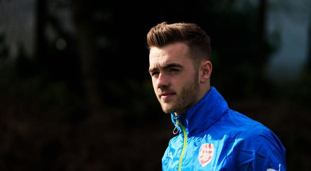 Calum Chambers joined Arsenal from Southampton last summer