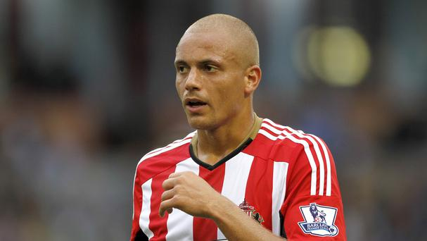 Wes Brown has made over 80 appearances for Sunderland