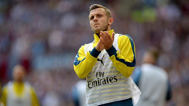 Jack Wilshere has no intention of leaving Arsenal