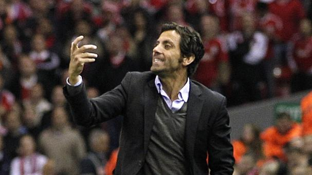 Former Atletico Madrid boss Quique Sanchez Flores was appointed by Watford earlier this month