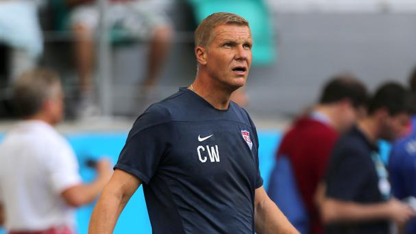 Chris Woods has been appointed goalkeeping coach at West Ham