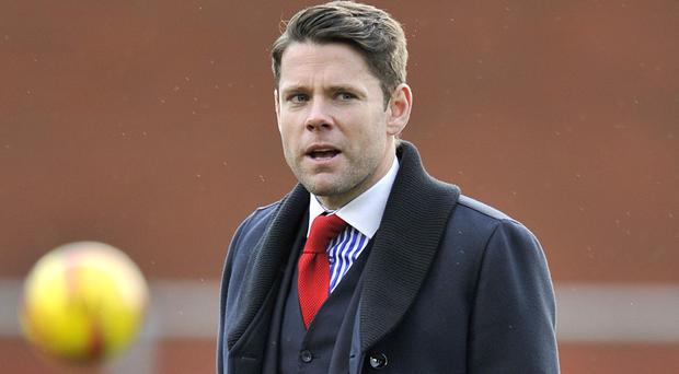 Former England striker and ex-Accrington manager James Beattie has joined the coaching staff at Swansea
