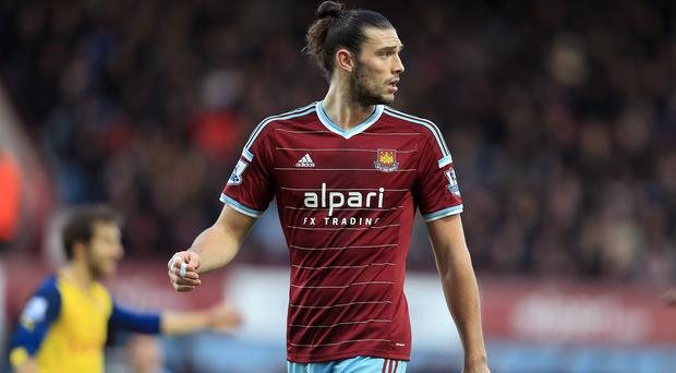Andy Carroll hopes his injury woes will be behind him soon