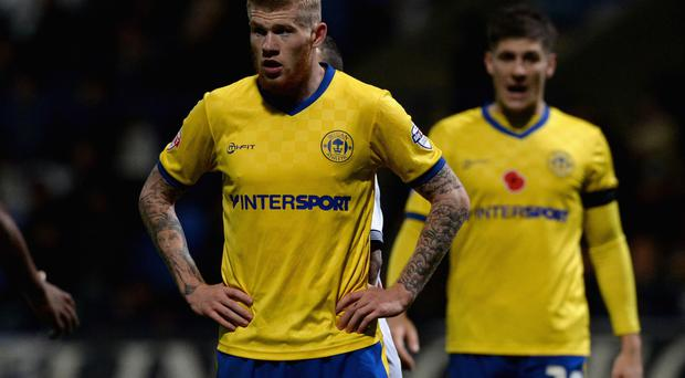 On the move: James McClean is set to join West Brom