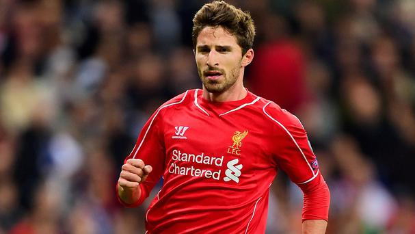 Fabio Borini has struggled to establish himself at Liverpool