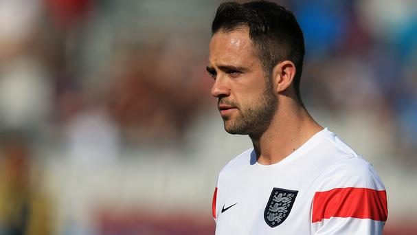 New Liverpool signing Danny Ings is currently on England Under-21 duty