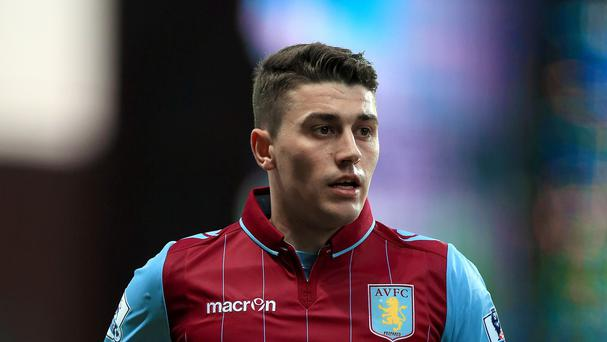 Matthew Lowton has dropped down a division to join Burnley